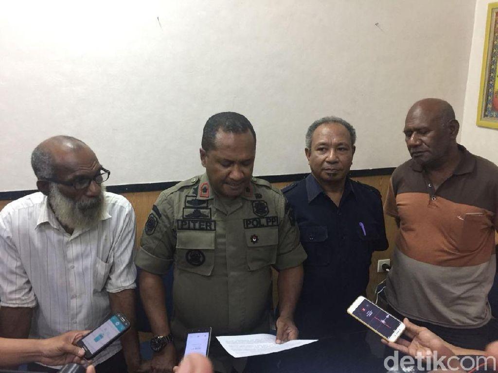 Warga Papua di Surabaya Tepis Isu Rasis Saat Operasi Yustisi