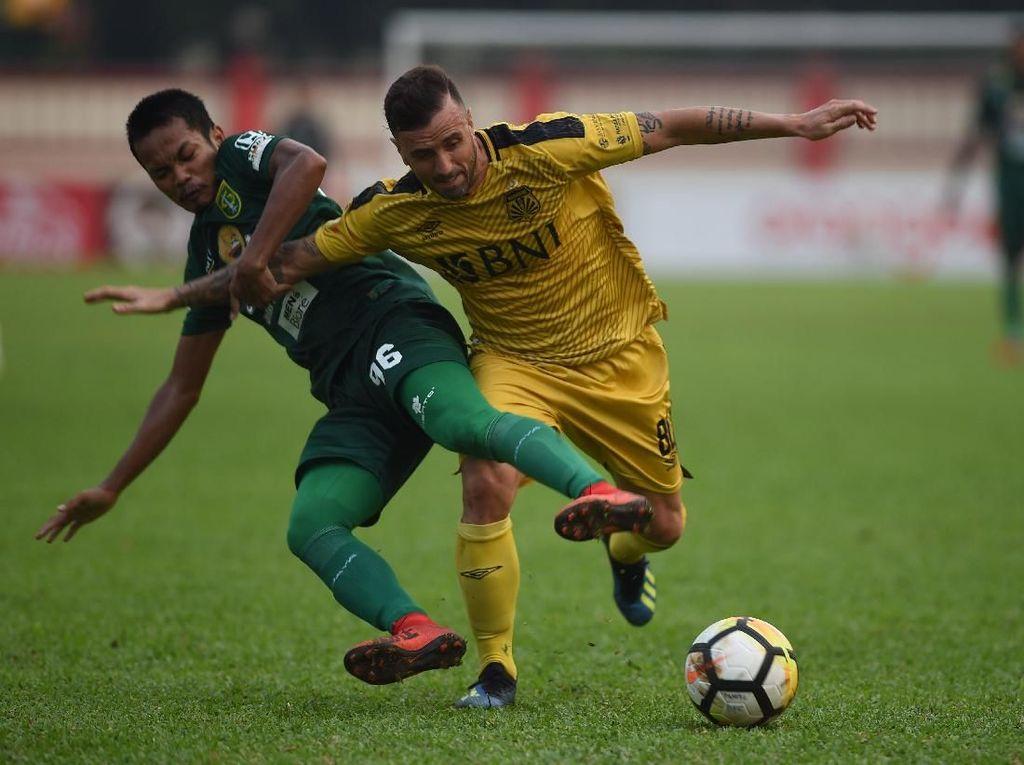 Bhayangkara FC Gagal Menang karena Salah Sendiri
