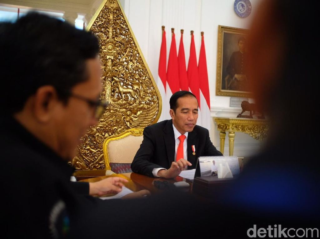 Jokowi, Kalkulator, dan Cawapres Pilihan