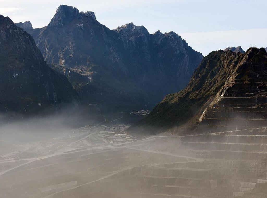 3 Info Penting soal Antam Mau Garap Tambang Emas di Papua