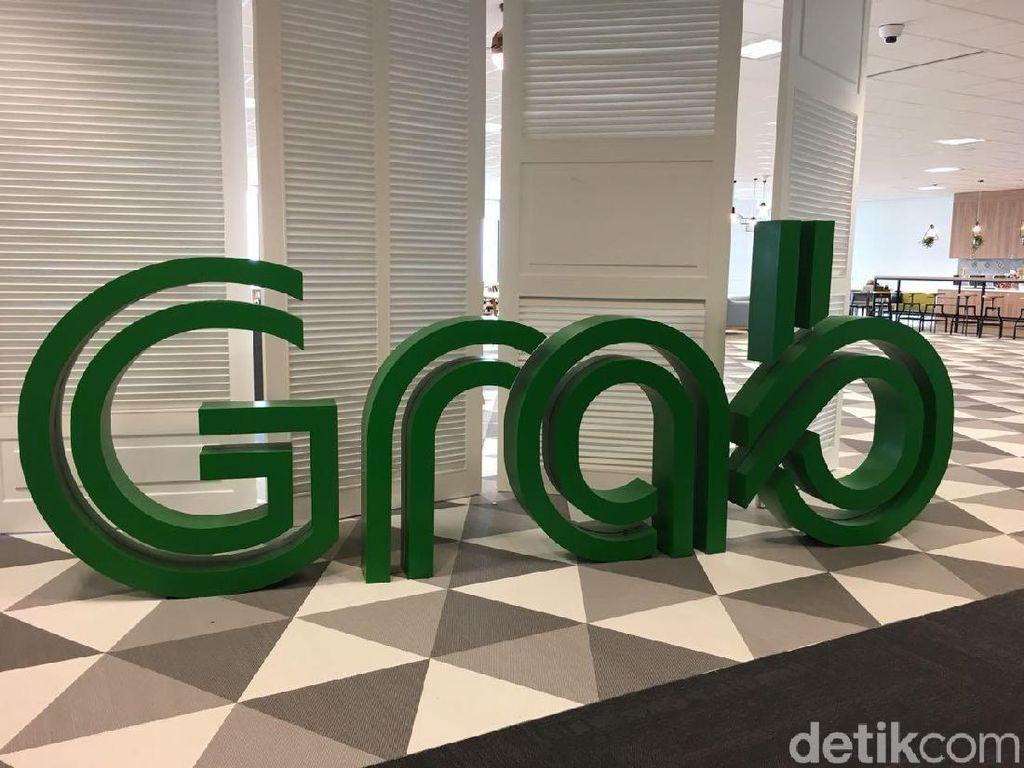 Intip Kantor Pusat Grab di Singapura yang Super Cozy!
