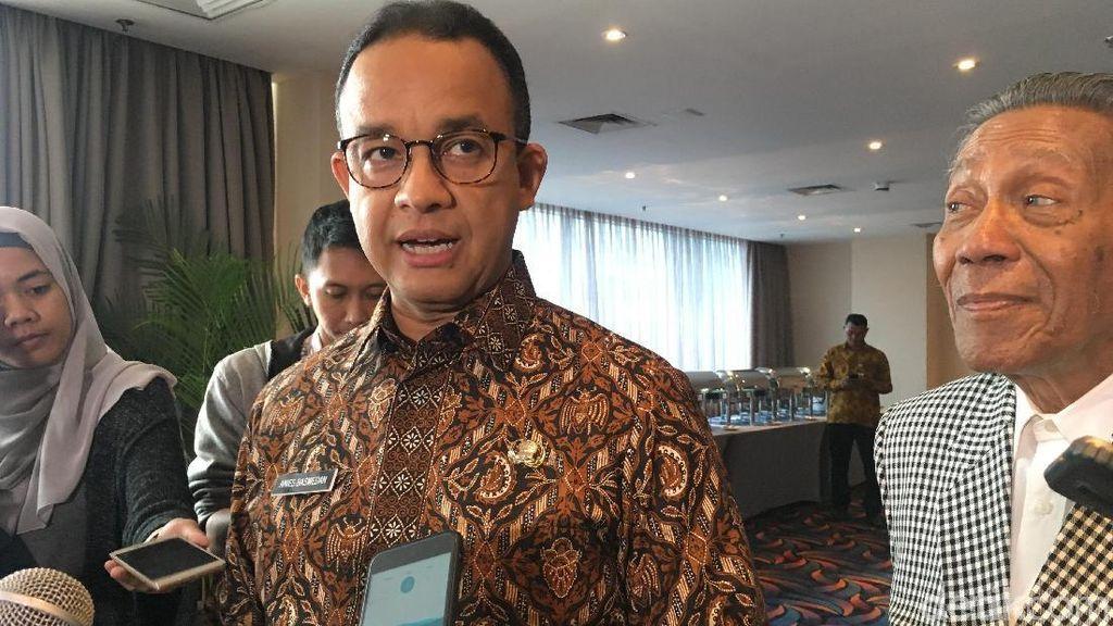 Anies Sudah Tanya Jokowi soal Proyek 6 Ruas Tol Dalam Kota