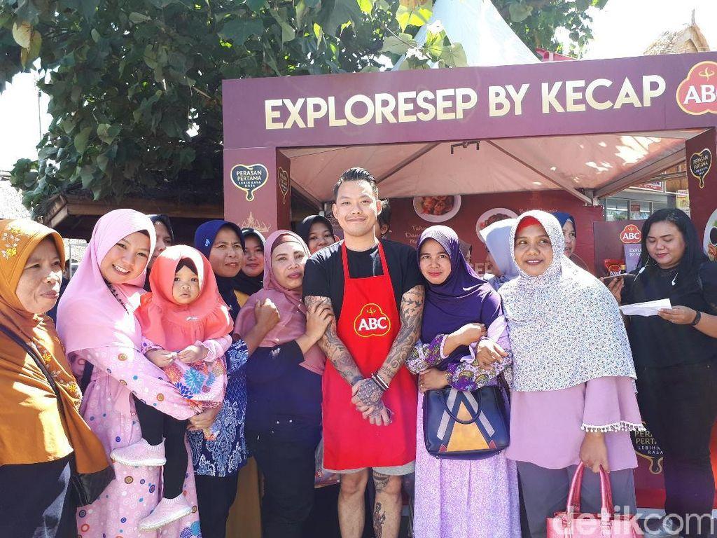 Hari Kedua, Eksploresep by Kecap ABC Diserbu Para Ibu dari Mataram