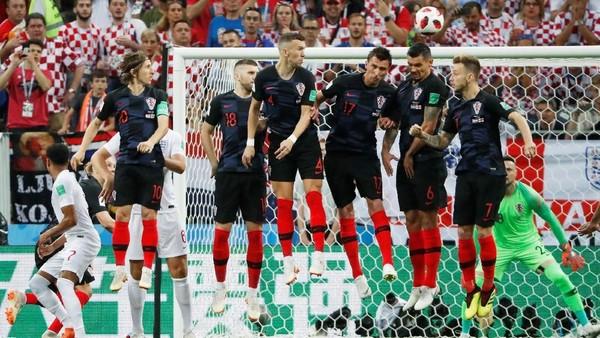 Sejago-jagonya Bikin Gol Bola Mati, Inggris Akhirnya Tersingkir Juga