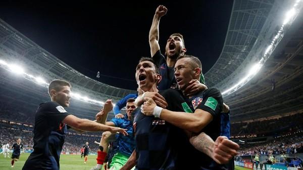 Kroasia si Raja Comeback
