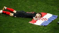 Mourinho Salut dengan Kroasia
