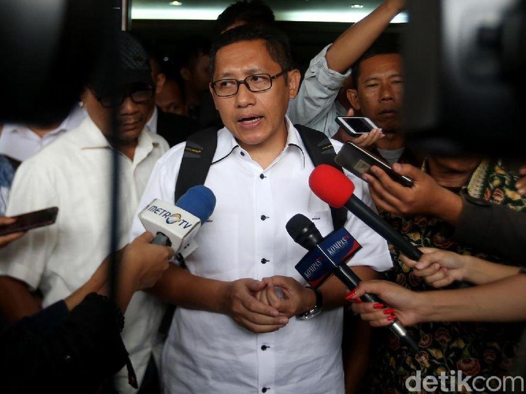 Sidang Lanjutan PK Anas Urbaningrum