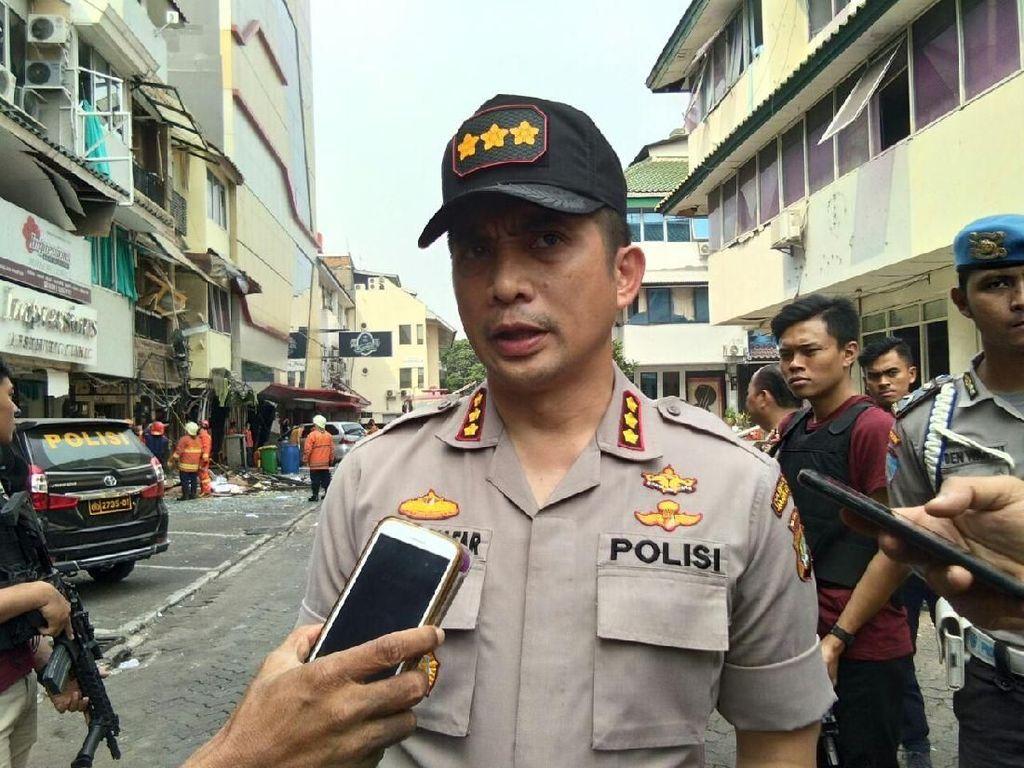 Kata Polisi soal Ciri-ciri Pelaku Pelempar Molotov di Rumah Kapitra
