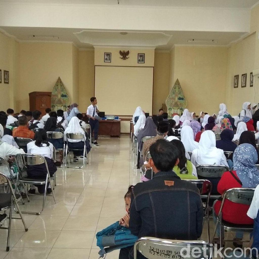 BP2MK Wilayah I Semarang Coret 200 Pengguna SKTM