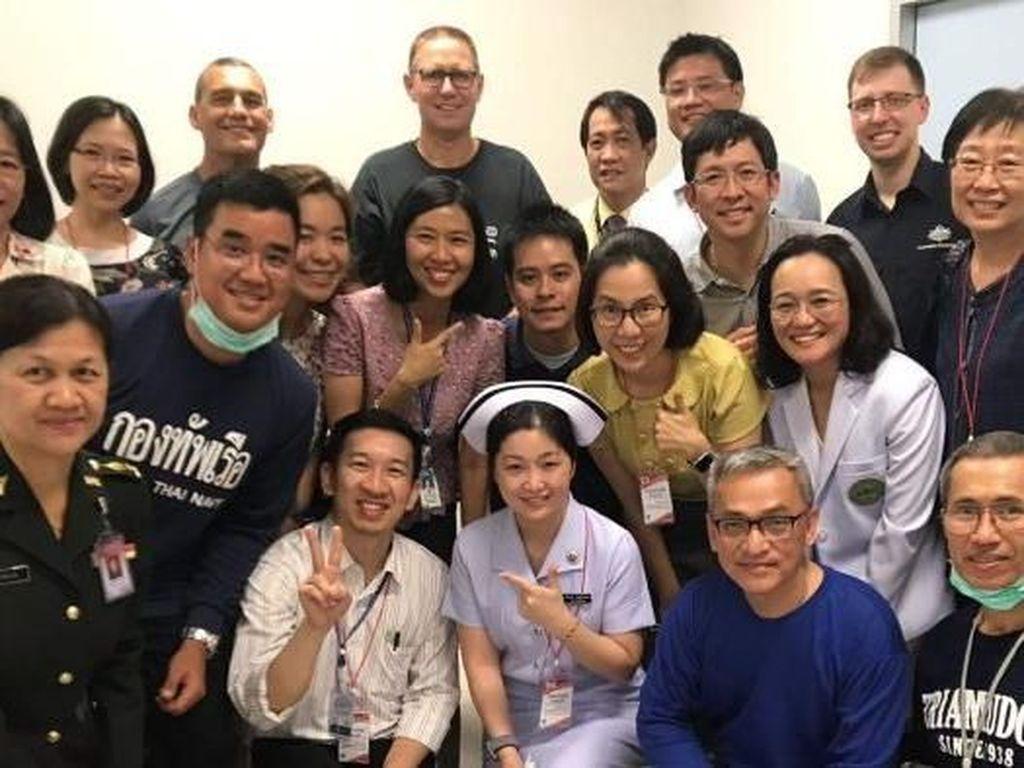 Dr Richard Harris Beri Pernyataan Soal Penyelamatan Gua Thailand