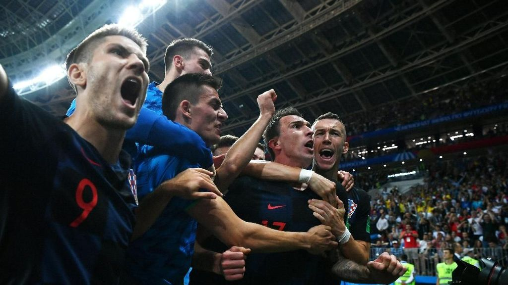 Ini Alasan Kroasia si Finalis Piala Dunia Malah Absen di FIFA 19