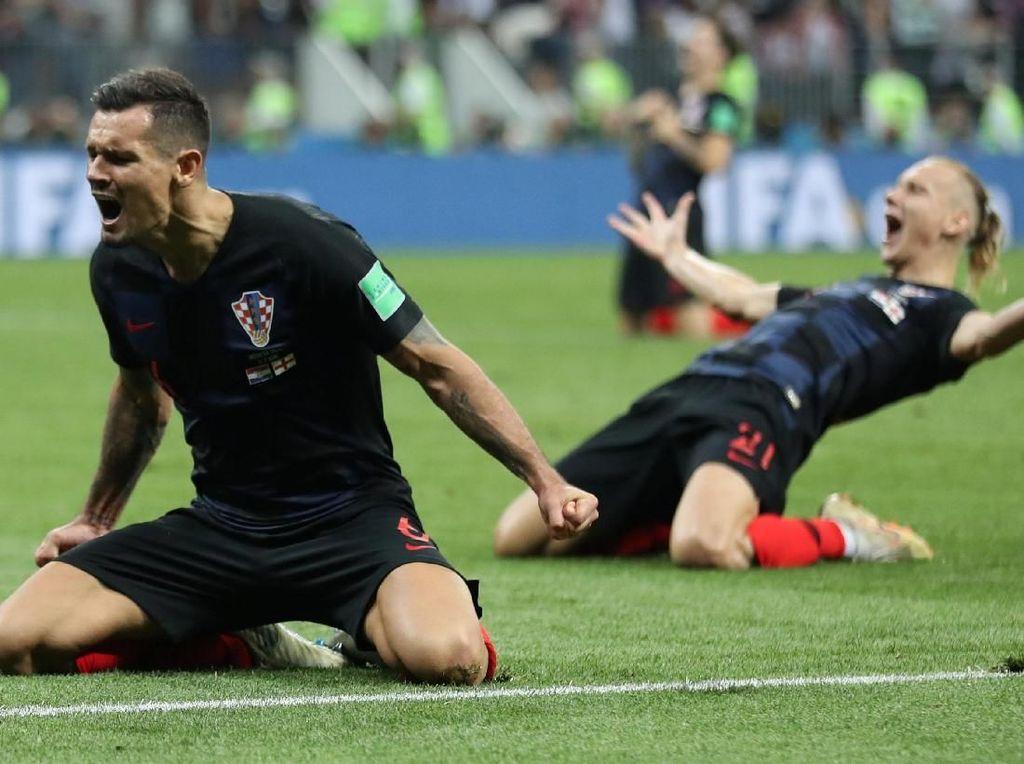 Inilah Dua Finalis Piala Dunia 2018
