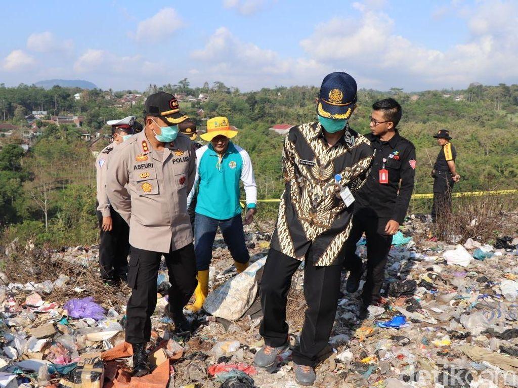 Pencarian Pemulung Hilang Tertimbun Sampah TPA di Malang Dilanjutkan