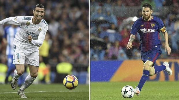 Final Liga Champions, Kans Mane Ikuti Jejak Messi dan Ronaldo
