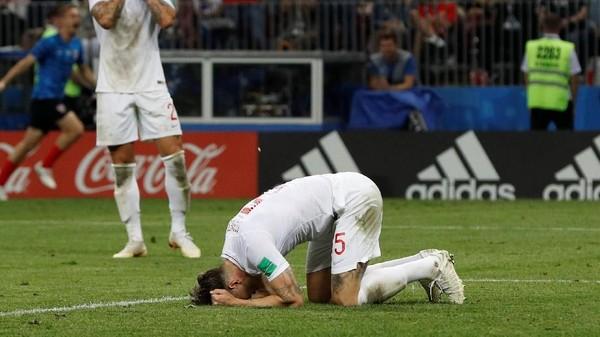 Mourinho: Inggris Boleh Nangis, tapi Juga Bisa Optimistis