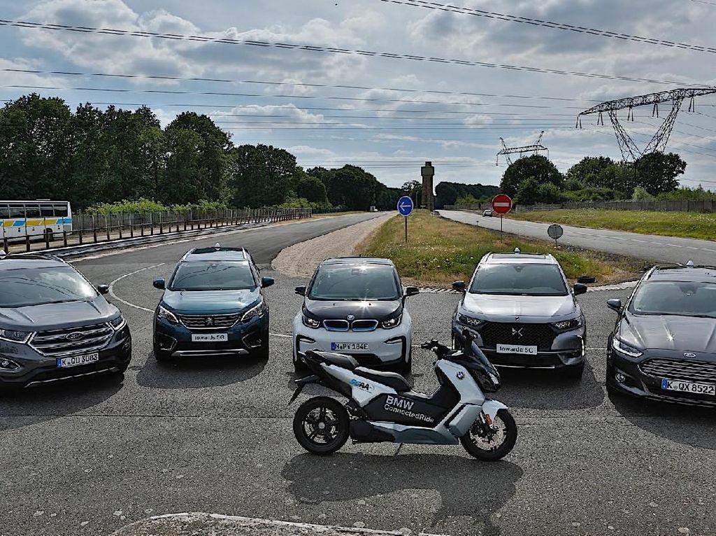 Mobil Audi Group, BMW, Daimler Kini Bisa Saling Bicara