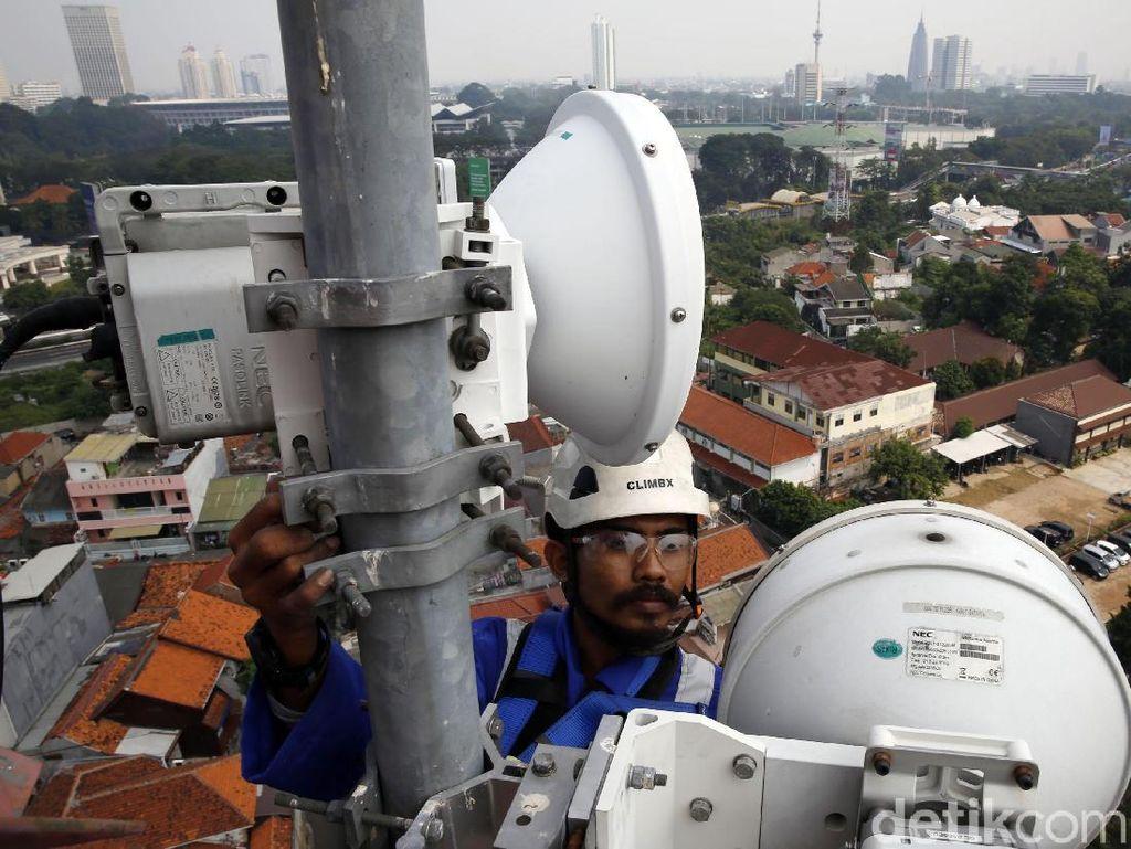 Operator Seluler Pastikan Keamanan Jaringan Untuk Kerja dari Rumah