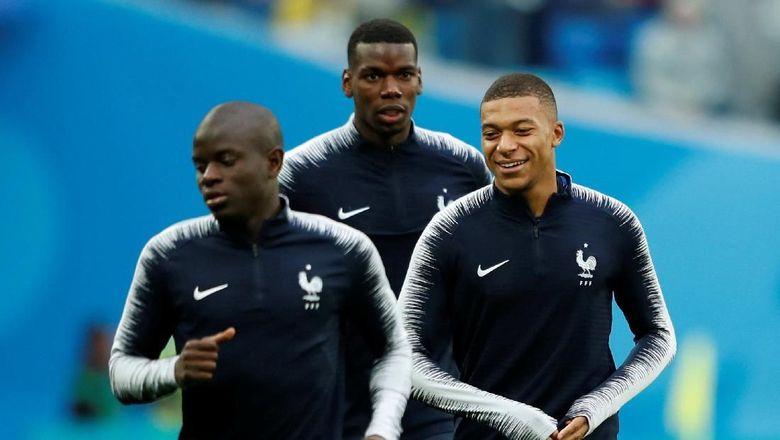 Mbappe Ajak Kante ke PSG