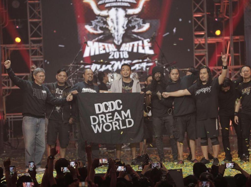 Juara di Wacken Metal Battle, Down For Life akan Manggung di Jerman