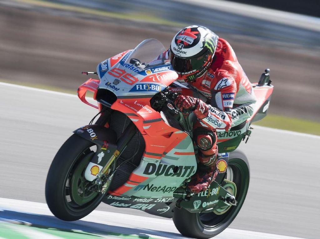 Giliran Lorenzo Kuasai Latihan Bebas Kedua MotoGP Jerman