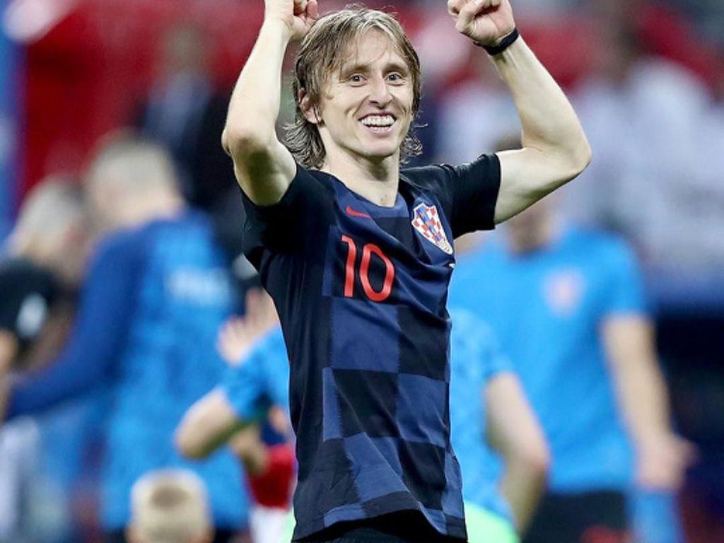 Instagram Luka Modric, Penuh Piala Tanpa Pamer Harta