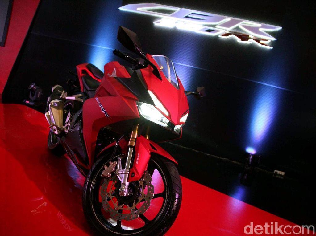 Motor Baru Honda yang BermunculanSelama 2018