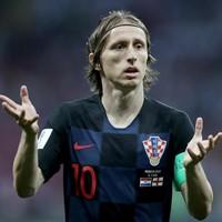 Piala Dunia 2018 Menguras Energi Modric