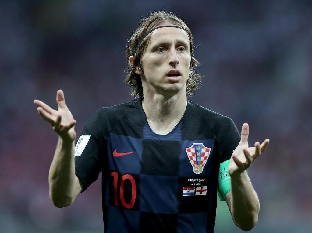 Starting XI Terbaik Kombinasi Prancis-Kroasia