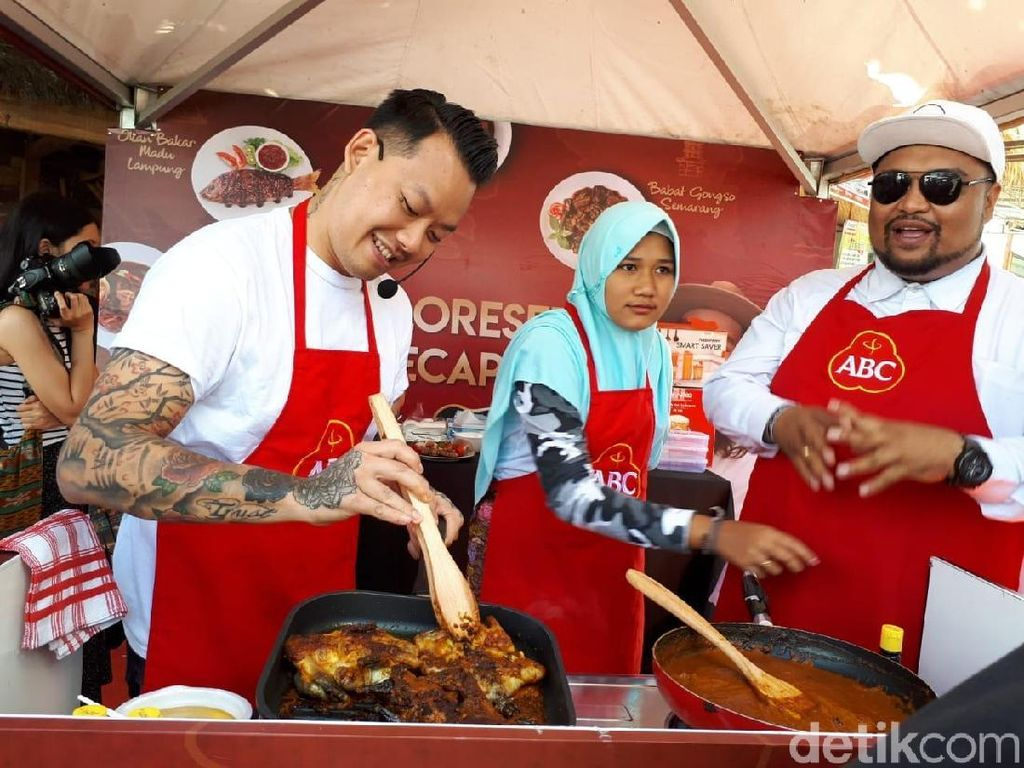 Intip Keseruan Perjalanan Eksploresep by Kecap ABC di Lombok!
