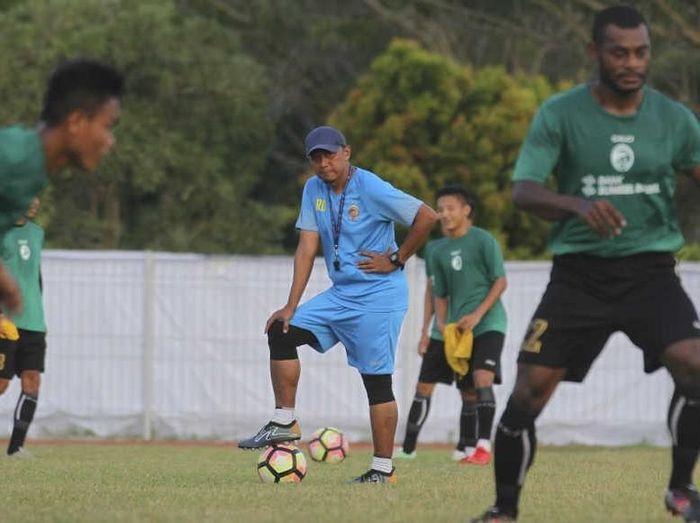 Pemain Mitra Kukar, Rahmad Darmawan. (Foto: Nova Wahyudi/ANTARA)