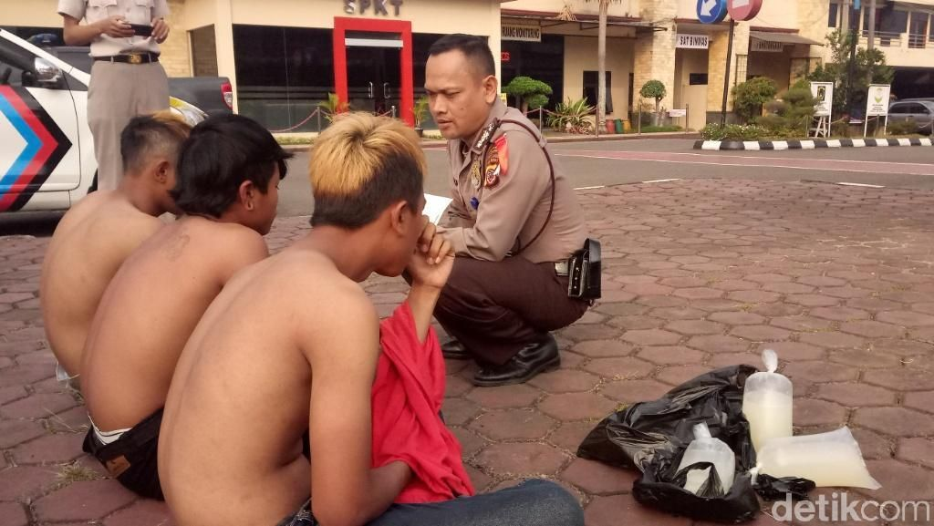 Si Jalak Harupat Dipakai Asian Games, Polisi Amankan Puluhan Preman