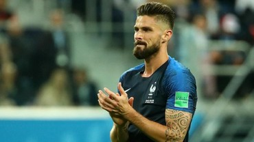 Nol Gol di Piala Dunia 2018, Giroud: Aku Menentukan dengan Cara yang Lain