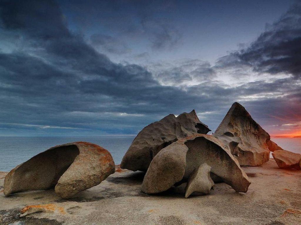 Foto: Fenomena Alam Unik di Australia