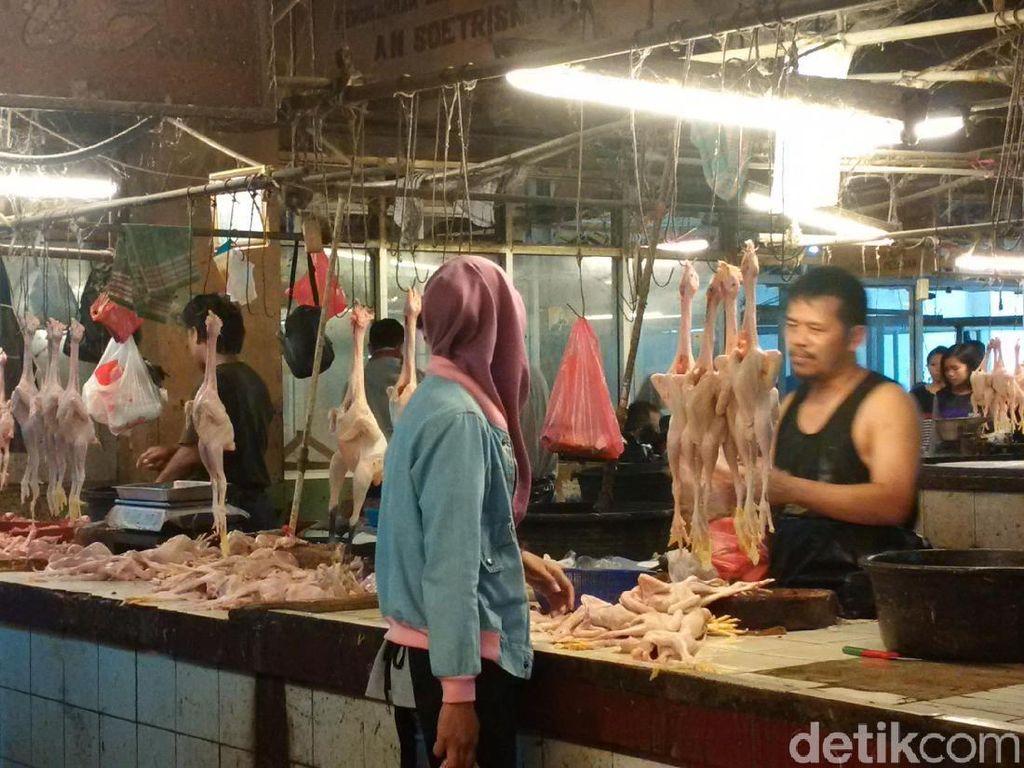 Telur dan Daging Ayam Mahal, Pemkot Bandung Segera Operasi Pasar
