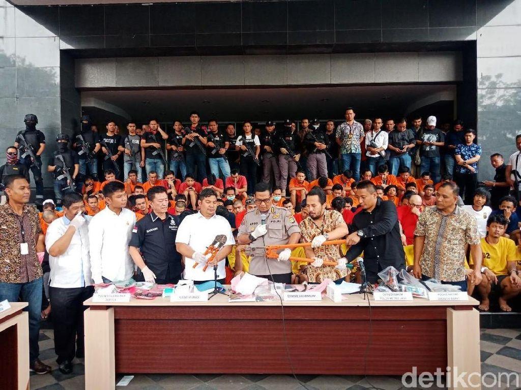 ICJR Kritik Polda Metro Jaya yang Tembak Mati 11 Penjahat