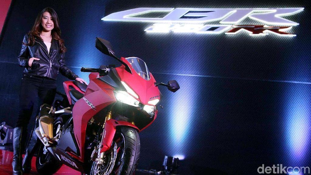 New Honda CBR250RR Wajah Baru Makin Gahar