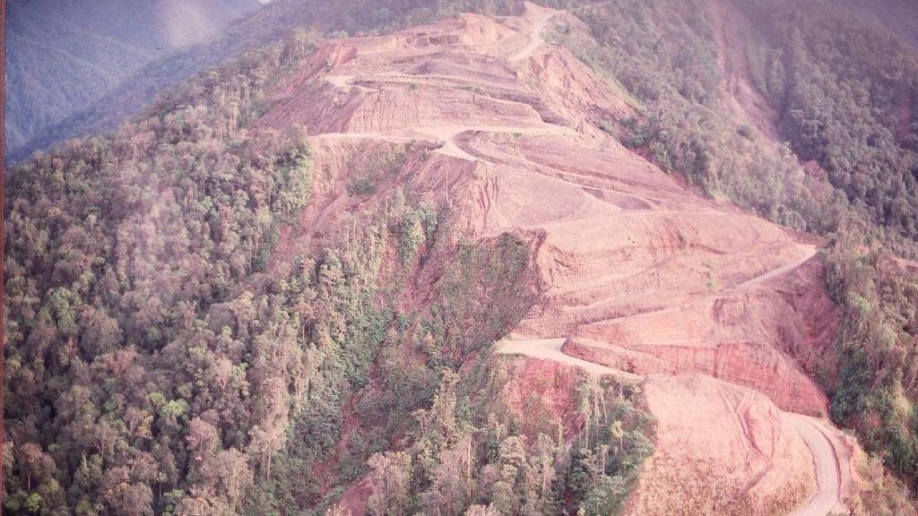 Kumpulan Foto Jadul Tambang Freeport di Papua