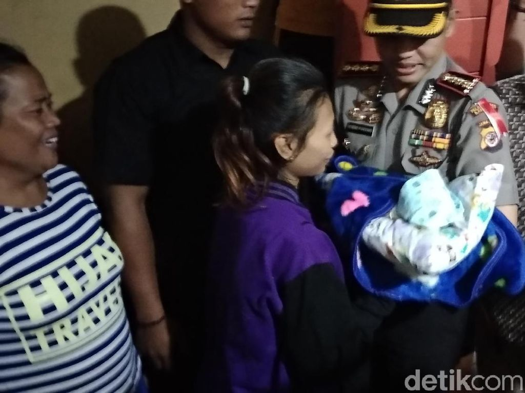 Sempat Hilang Diculik, Bayi Perempuan di Bandung Kembali ke Ibu