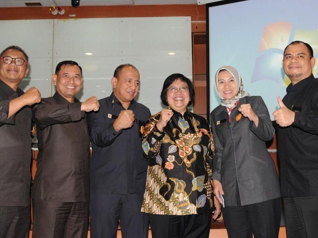 Menteri LHK Ingin Publik Partisipasi Aktif Kelola Kekayaan Alam