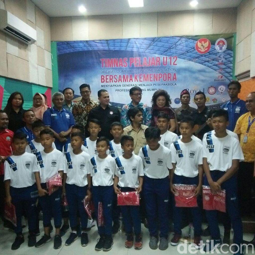 Akademi Persib Wakili Indonesia dalam Turnamen di China