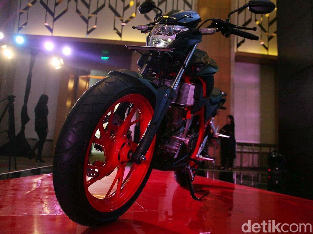 Model Lama CB150R StreetFire Tak Lagi Dijual Honda
