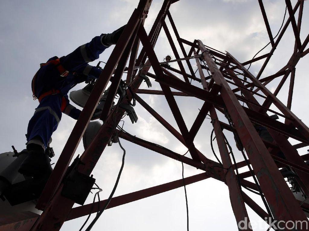 Pemerintah Targetkan Sinyal 4G di 12.548 Desa Rampung Tahun 2022