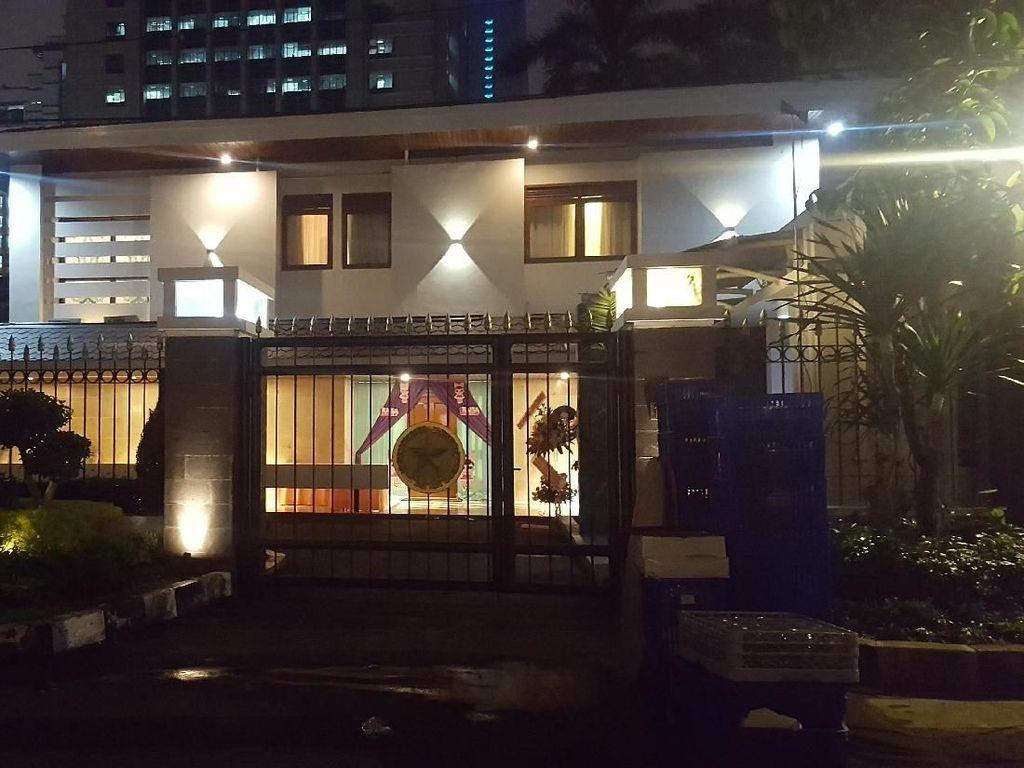 Idrus Marham Tak Masalah KPK OTT Anggota DPR di Rumahnya