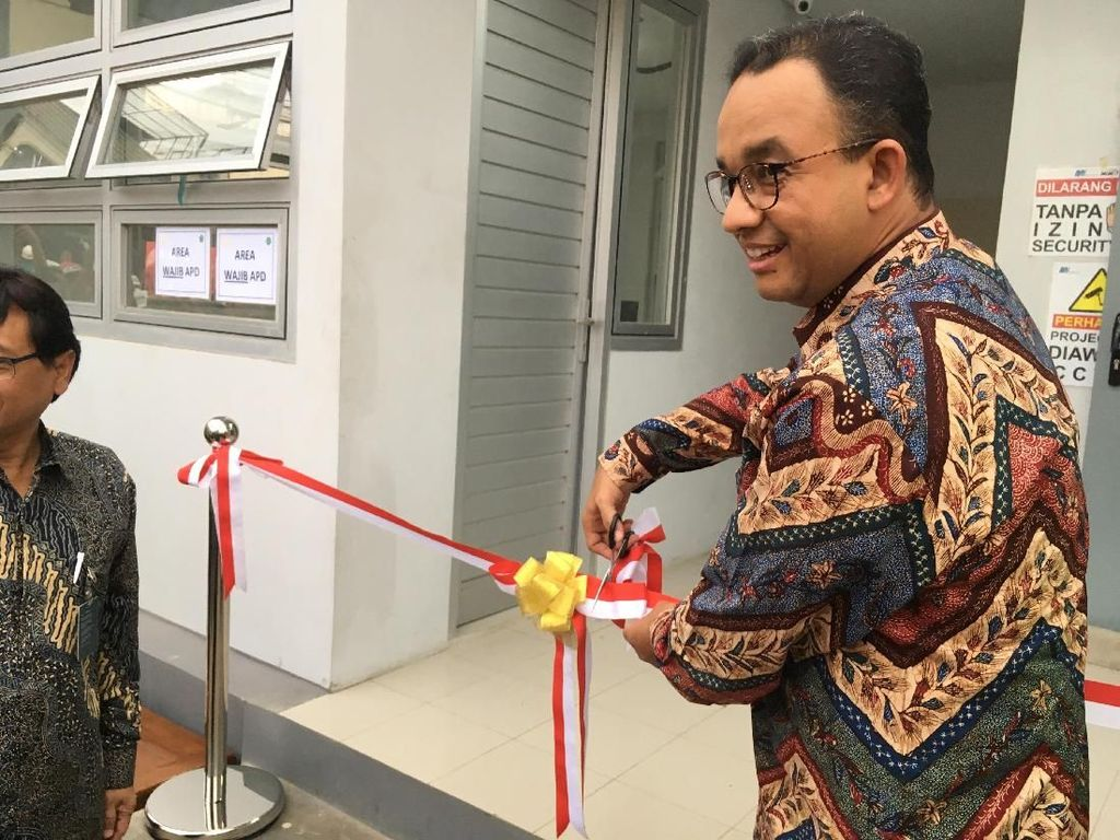 Poco-poco Siap Pecahkan Rekor, Anies: Semoga Mendunia
