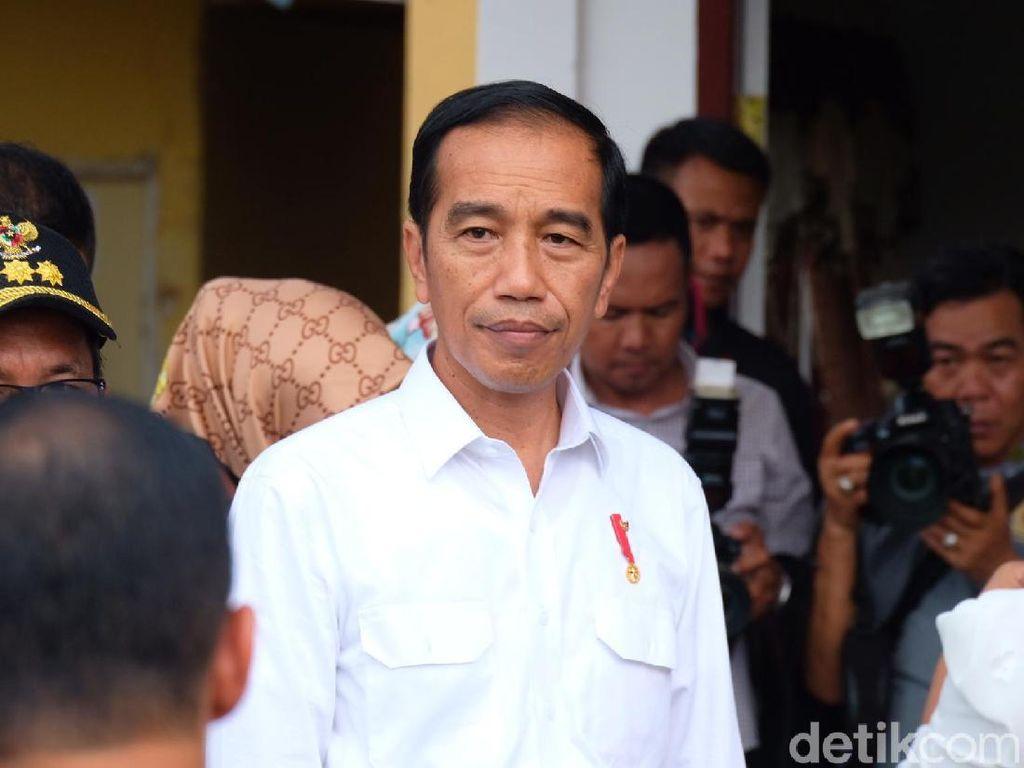 Jokowi Sindir Politikus Kompor yang Beraksi Jelang Pemilu