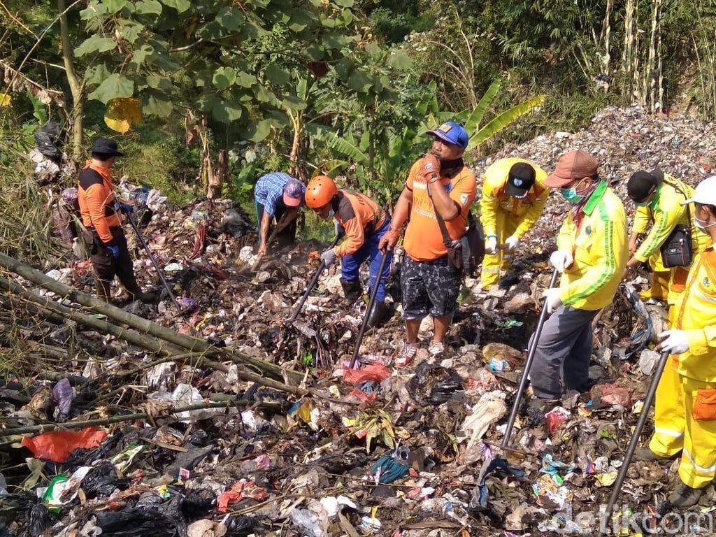 Hari ke-3, 150 Personel Lakukan Pencarian Pemulung Tertimbun Sampah