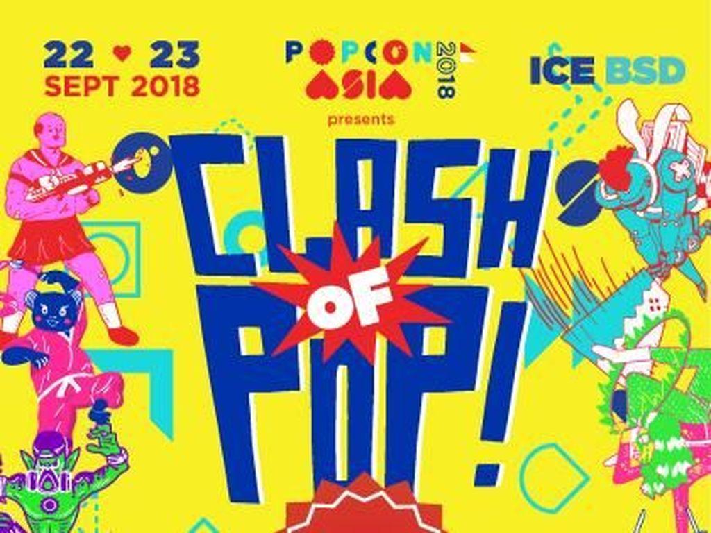Begini Keseruan Hari Pertama POPCON Asia 2018!