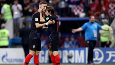 Road to Final Piala Dunia 2018: Kroasia