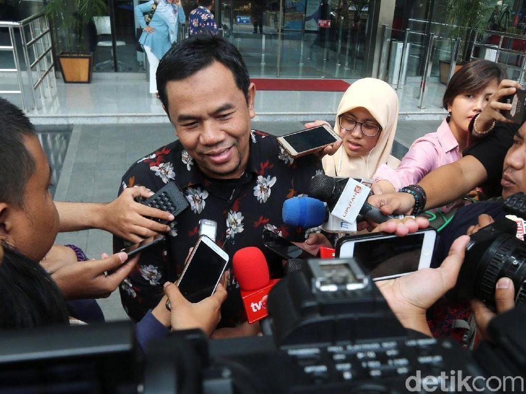 Eks Wabup Malang Diperiksa KPK