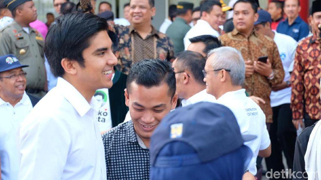 Menpora Ganteng Malaysia Puji Persiapan Asian Games di Indonesia